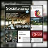 مجله گفتگوی اجتماعی | مجله ای رایگان از انجمن بین المللی مدارس مددکاری اجتماعی