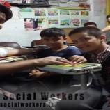 مددکاری اجتماعی خیابانی